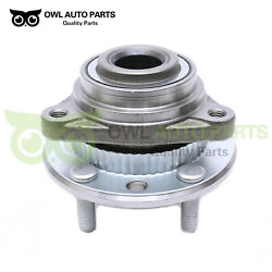1pc Front Wheel Bearing And Hub For Chevy Gmc Pickup Truck S10 Olds 4x4 4wd 513061