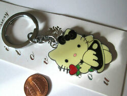 New Fashion Cute Stainless Steel Hello Key chain Key Ring Handcrafted