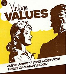 Vintage Values Classic Pamphlet Cover Design from 20th... by Lir Mac Carthaigh