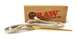"""Raw Rolling Paper Gold Poker 4.5""""inch Authentic"""