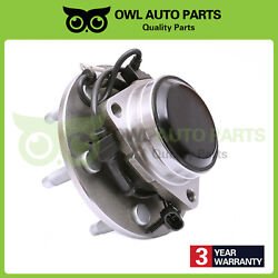 For 2wd Gmc Chevy Yukon Tahoe Suburban 1500 Front Wheel Bearing And Hub Assembly