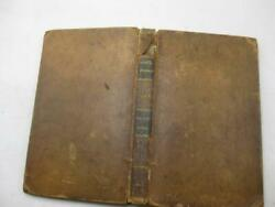 1837 1st Edi Isaac Leeser Form Of Prayers Spanish And Portuguese Jews New Years