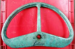 Antique Eclipse Ranger Lawn Tractor Parts Rare-scarce 1959-d Shape Steering Whl