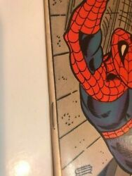 Vintage Comic- Spiderman98appearance Of Goblin Valued At 3200 Asking 2,000