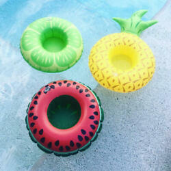 Funny Summer Swimming Pool Party Drink Holder Inflatable Swim Floats Cup Pad Toy