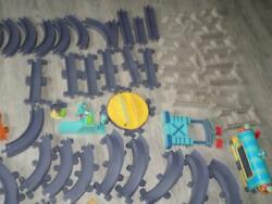 Chuggington Trains H Track Launch And Go Turntable Huge Lot