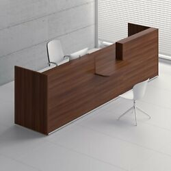 Tera 152 Reception Desk With Counter Top