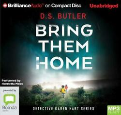 Bring Them Home By D.s. Butler English Free Shipping