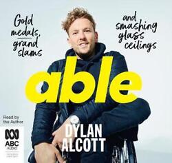 Able Gold Medals Grand Slams And Smashing Glass Ceilings By Dylan Alcott Engl