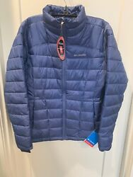 Women's Columbia Pacific Post WL1078  Thermal Coil Quilted Puffer Jacket size L