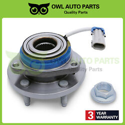 Front Wheel Bearing And Nut For Buick Century Lucerne Pontiac Grand Prix Montana