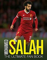 Mohamed Salah (Ultimate Fan Book) by Adrian Besley Book The Fast Free Shipping
