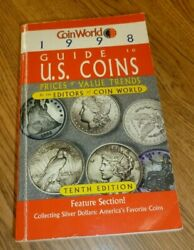 1998 Coin World Guide To U.s. Coins Prices And Value Trends