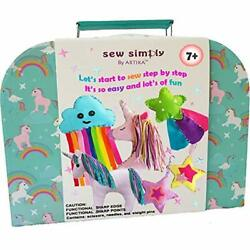 Sewing Felt Kits KIT For Kids DIY Craft Girls The Most Wide-Ranging Supplies