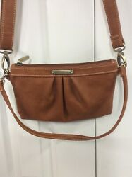 "Timi amp; Leslie Brown ConvertibleShoulder Bag Crossbody 10"" x 6"" $26.99"