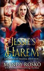 Jessieand039s Harem By Mandy Rosko English Paperback Book Free Shipping