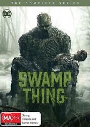 Swamp Thing | Complete Series - Dvd Region 4 Free Shipping