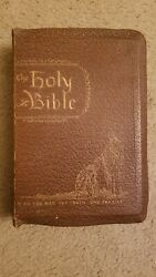 1950 The Holy Bible Heritage Edition Illustrated By The Old Masters King James