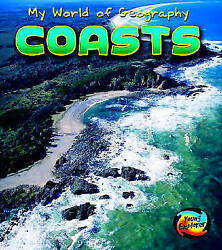 Hye My World Of Geography Seashores Hardback By Vic Parker