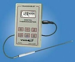 Control Company Digital Data Logger Thermometers 4000 Digital Thermometer With