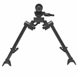 Sierra 7 Bipod For Ai Chassis 7in To 9in Raptor Feet, Matte Black, 380324