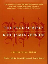 The English Bible, King James Version The Old , Marks, Hammond, Busch-,