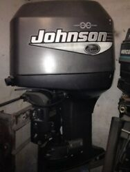 Johnson 225 Outboard - 1999 - For Parts