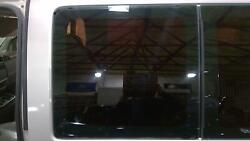 96-18 Left Side Front Stationary Window/glass Privacy Tint Oem Used