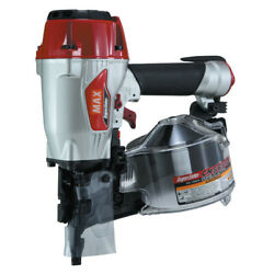 Max Cn565s3 2-1/2 In. X 0.099 In. Adjustable Supersider Coil Siding Nailer New
