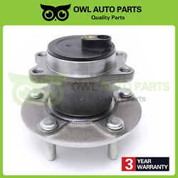 1pc Fwd Rear Wheel Bearing And Hub For For 2007-2016 Jeep Compass Patriot 512332