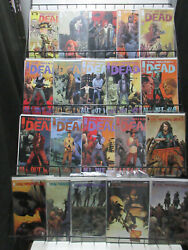 Walking Dead Lot Of 39diff From 103-150 + 1 Reprint Skybound 2012-16 Zombies