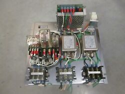 Tel Tokyo Electron Control Unit And Power Supply Pack