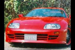 Technical Shop Infini Front Spoiler For The Toyota Supra 80