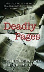Deadly Pages By Norins Hauck New 9780997469806 Fast Free Shipping-