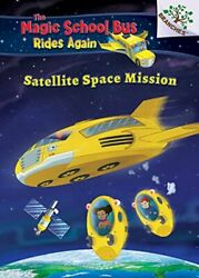 Satellite Space Mission Magic School Bus Rides Again By Anderson New-