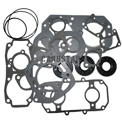 For Kawasaki Js 550 611103 Watercraft Complete Gasket Kit With Oil Seals Us