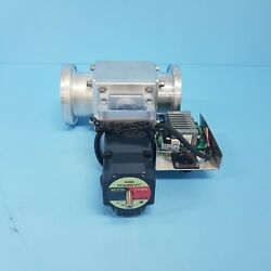 349-0401// Amat Applied 0010-14862 Assembly Throttle Valve 300mm Dual Fla Used