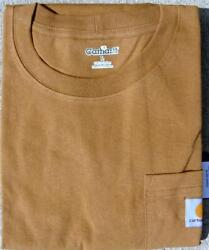 Carhartt Men's Workwear Pocket T-Shirt - Various Sizes and Colors $14.95