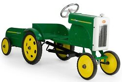 Baghera 1937 Tractor With Trailer Kids Ride Age 3-6 Years New