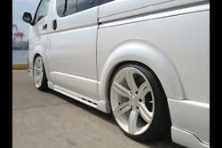415 Cobra Concept Ii Over Fender 25m / M Type 3 For The Toyota Hiace H200
