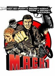 M.a.c.h. 1 The John Probe Mission Files By Pat Millsjohn Wagner Book The Fast