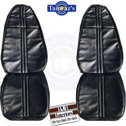 1971 Barracuda Cuda Challenger Standard Front And Rear Seat Covers Upholstery Pui