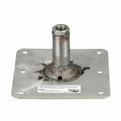 Attwood Lock'n-pin 3/4 Boat Seat Post Base Sp-67739-t Stainless Steel - Thre...