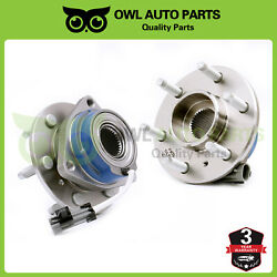 Front Wheel Bearing Hub Left Right For Buick Chevy Pontiac Saturn Relay 513236