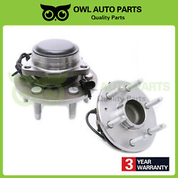 2 Front Wheel Bearing Hub Assembly 2wd For Chevy Express 1500 Gmc Savana 515054
