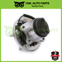 Front Wheel Bearing And Hub Assembly 2000-2006 Lincoln Ls And Ford Thunderbird W/abs