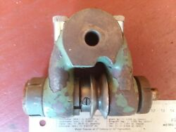 Schaublin 102 Grinding Attachment For Lathe Tool Post Drill Mill 102-87.600
