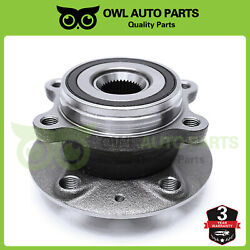 For Audi Tt A3 Quattro Vw Passat Front Lh Or Rh Wheel Bearing And Hub 4wd 513253