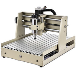 400w/800w Cnc3040 Router Engraver 3/4axis Wood 3d Cutter Engraving Mill Machine