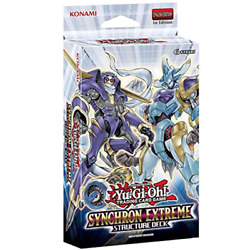 Yugioh Synchron Extreme Structure Deck 1st Edition